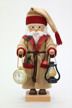 Christian Ulbricht Nutcracker - Father time Limited (46cm/18in) by Christian Ulbricht