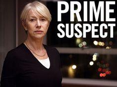 Helen Miren as Jane Tennison in Prime Suspect  - Classic Crime Series IN three mini-series Mirren is fantastic. A 10.