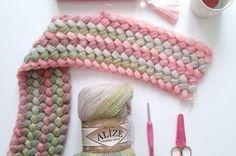 45 New Ideas Knitting Scarf Pattern Herringbone Knitting Blogs, Crochet Stitches Patterns, Knitting Yarn, Sewing Patterns, Crochet Simple, Beginner Crochet Tutorial, Chevrons, Baby Scarf, Crochet Slippers