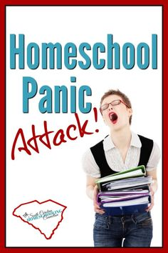 You're having a homeschool panic attack. You're questioning yourself. You realize you have no idea how to start…or what to do next. And the weight of responsibility suddenly feels very heavy.  What if you screw up?  What if they don't actually learn anything?  What if you don't you know what you need to know? You know?
