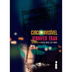 Livro - Circo Invisível