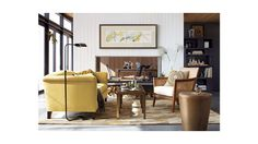 Blake Chair | Crate and Barrel