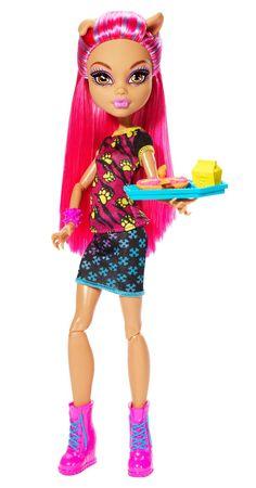 Amazon.com: Monster High Creepateria Howleen Wolf Doll: Toys & Games
