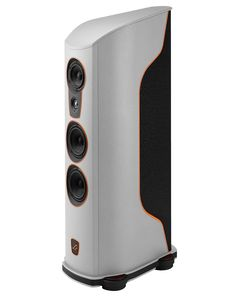Vantage S anniversary in white High End Speakers, High End Hifi, High End Audio, Home Cinemas, Loudspeaker, Audio Equipment, Audiophile, Acoustic, Channel