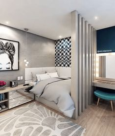 The Argument About Creative Ways Dream Rooms for Teens Bedrooms Small DIY wall decor is an amazing ways to dress up your bedroom because there are lots of choices based on your style. Small room decorating doesn't have to be… Continue Reading → Luxury Bedroom Furniture, Home Decor Bedroom, Interior Design Living Room, Luxury Bedding, Bedroom Ideas, Small Room Bedroom, Teen Bedroom, Small Rooms, Decora Home