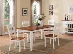 Collection 9 5-pc. Dining Set