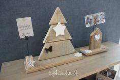 DIY récup - petits porte-photos en bois de palette - Stéphanie bricole