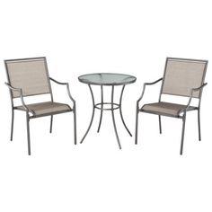 Threshold™ Patten 3 Piece Sling Bistro Furniture Set · Deck  FurnitureFurniture SetsTarget ...