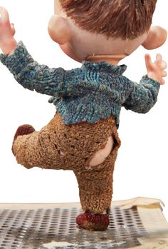 Animation ArtMaquette The Boxtrolls Baby Eggs Original Puppet LAIKA2014 Image 3
