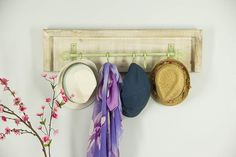 Best Farmhouse Style Coat Hooks and Country Coat Hooks For Your Rustic Home! We have 100  Farmhouse Coat Hooks and Rustic Coat Racks for sale. Hat Hooks, Towel Hooks, Rustic Walls, Wooden Walls, Farmhouse Wall Decor, Farmhouse Style, Rustic Coat Hooks, Cast Iron Coat Hooks, Metal Shelving Units