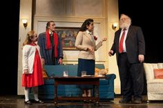 Image result for miracle on 34th street play 34 Street, Miracle On 34th Street, Theater, Play, Image, Design, Theatres, Teatro