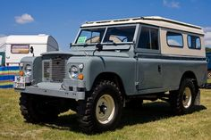 "Land Rover 109 Serie II A. 1-Ton 109"" Land-Rovers 1968-77"