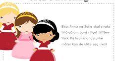 frk linn: ukas utfordring Brain Teasers, Word Problems, Norway, Teacher, Education, Maths, Barn, 2nd Grades, First Grade