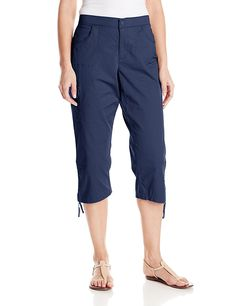 Lee Women's Petite Comfort Fit Kristi Capri Pant *** Find out more about the great product at the image link.