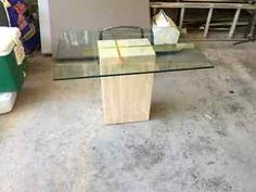Two Solid Marble End Tables Winnipeg Manitoba image 1