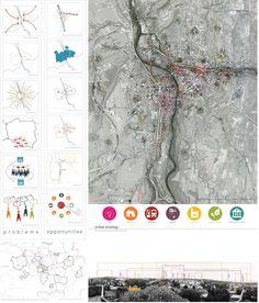 board 1 low res Site Analysis Architecture, Architecture Portfolio, Architecture Diagrams, Landscape Architecture, Melbourne, Presentation Techniques, Presentation Boards, Strategy Map, Urban Design Diagram