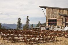 Northstar's Zephyr Lodge #mountainwedding