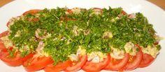 Franse Tomatensalade Uit De Streek Rond Bordeaux recept   Smulweb.nl