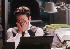 Exhausted but still hot oppa [Ji Chang Wook] [Suspicious Partner] Ji Chang Wook, Korean Star, Korean Men, Suspicious Partner Kdrama, Kim Book, Emergency Couple, Handsome Korean Actors, Sung Hoon, Korean Celebrities