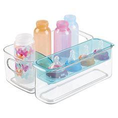 mDesign Baby Mealtime Adjustable Storage Organizer for Bo... https://www.amazon.com/dp/B01DAMBA6W/ref=cm_sw_r_pi_dp_x_EfIizbSRFB0FJ