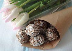 Swedish Coconut and Chocolate Balls - My Dinner