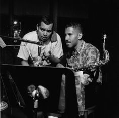 Jackie McLean to Hank Mobley Jackie Mclean, Francis Wolff, Famous Names, Jazz Musicians, Celebrity Photos, 1960s, Blues, Note