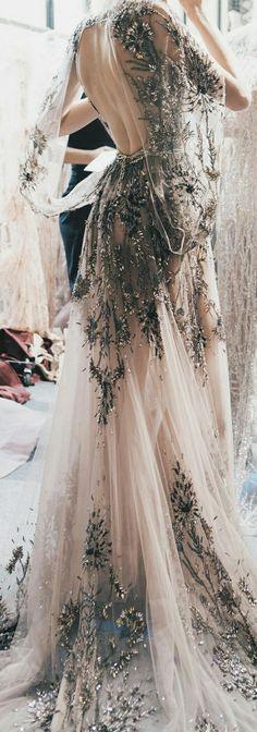 Super Ideas For Zuhair Murad Bridal Couture Beautiful Dresses Evening Dresses, Prom Dresses, Formal Dresses, Wedding Dresses, Fall Dresses, Wedding Shoes, Bridal Gowns, Bridal Shoes, Ethereal Wedding Dress