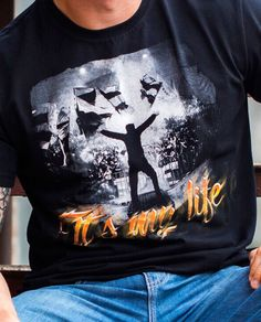 T-shirt It's My Life
