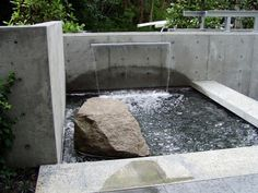 Contemporary Water Features Design Ideas 17 Contemporary Water Feature, Container Water Gardens, Water Features, Design Ideas, Backyard, Landscape, Decoration, Outdoor, Water Fountains