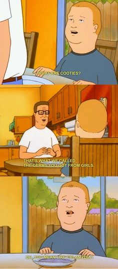 Another Favorite King of the Hill Moment
