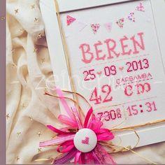 Zeinepuu: Beren*in doğum panosu ♥