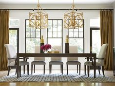 Universal Furniture | California Hollywood Hills Dining