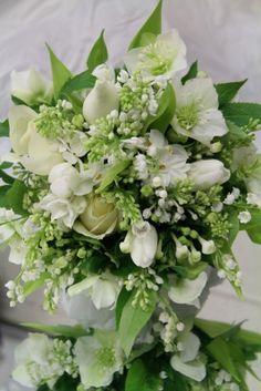 hellebore wedding bouquets - Google Search
