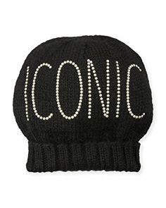 872abd4f6b9 Eugenia Kim Designer Marguerite Iconic Knit Beanie Hat