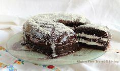 Una torta al cioccolato senza glutine per festeggiare San Valentino; prepariamo la Devil's food cake seguendo la video ricetta.