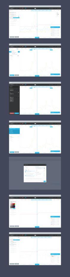 62 Web Ideas Dashboard Design Web Dashboard Interface Design