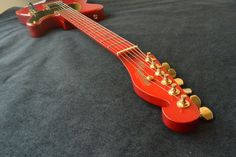 BILL LAWRENCE TELE MADE IN JAPAN TRANSLUCENT RED