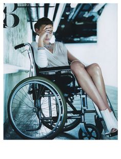 Perry mason wheelchair