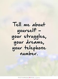 tell us about yourself - Google Search