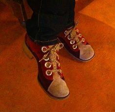 Love the vintage shoes