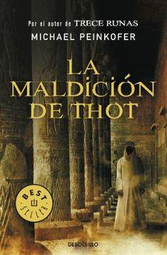 Las mejores novelas de Michael Peinkofer, uno de los mejores escritores de novela histórica y que también ha sabido mezclar bien sus libros con los géneros de la fantasía y el thriller.