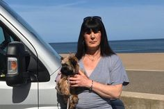 Dog walker said she felt like a criminal after driving to beach for a walk Europe News, Atheist, Hairstyles With Bangs, Manchester United, Great Britain, Walking, Italy, Travel Europe, Cricket