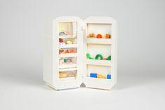 Lego fridge - atana studio