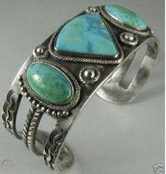 Vintage Turquoise Jewelry, Turquoise Bracelet, Bracelets, Bracelet, Arm Bracelets, Bangle, Bangles, Anklets