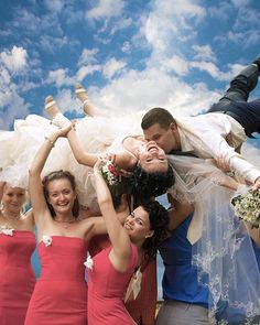 Funny and Cute Wedding Picture