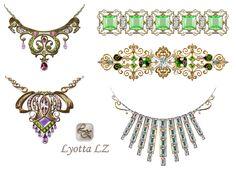 jewels elements 2 lyotta LZ by Lyotta on DeviantArt