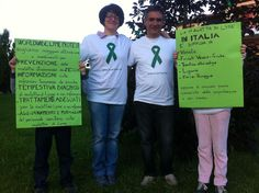 Worldwide Lyme Protest in Italy!