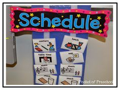 Pocket of Preschool: My Classroom