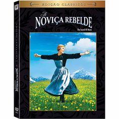 DVD - A Noviça Rebelde - Edição Clássicos