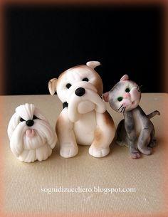 best friends veterinary by Sogni di Zucchero, via Flickr